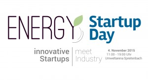 Invitatin to the Energy Startup Day