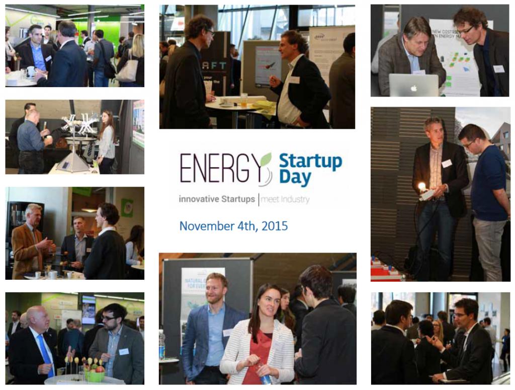 Impressionen Energy Startup Day 2015