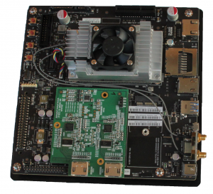 4K HDMI to CSI Interface for TX1 Evalboard – Embedded High