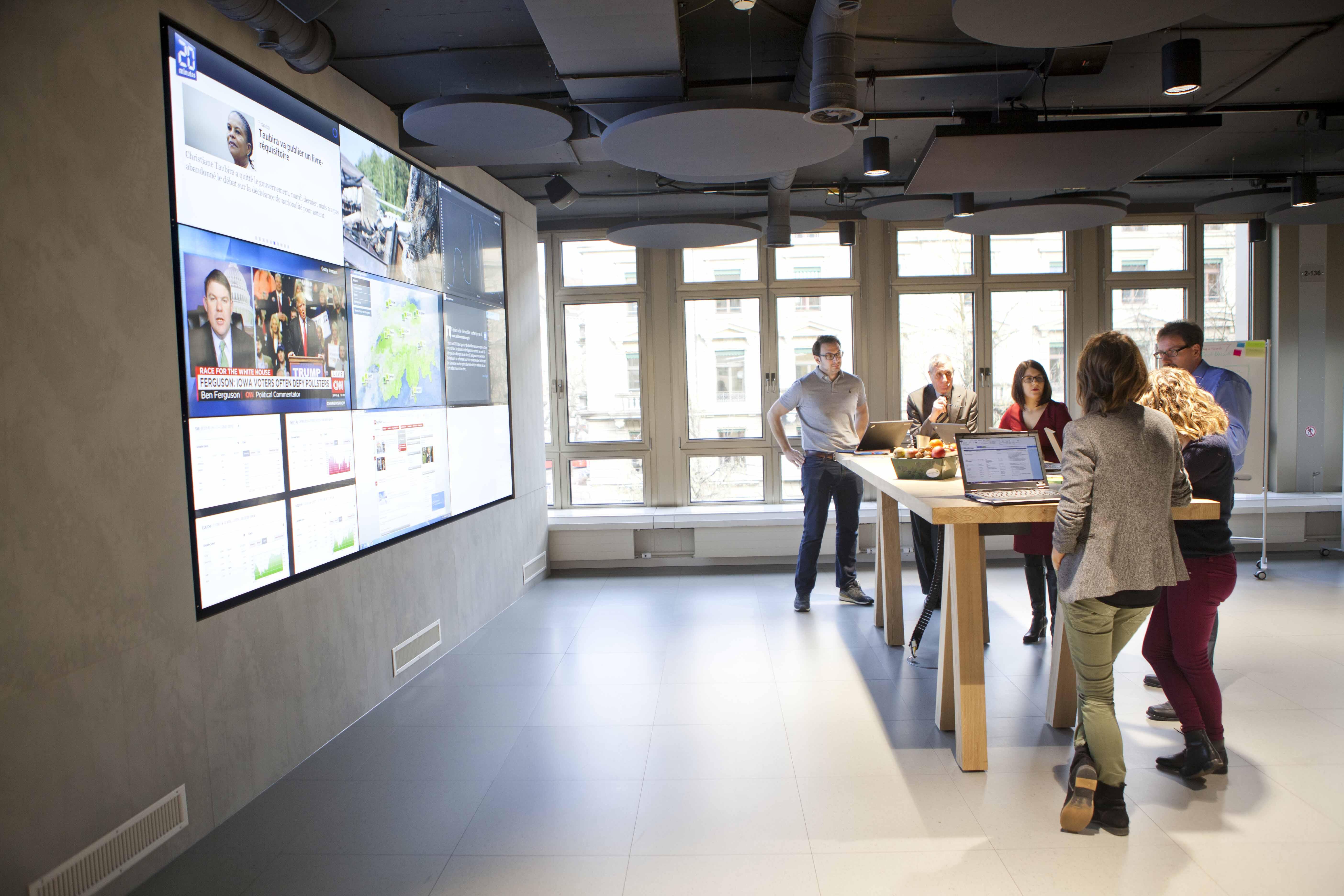 Corporate newsrooms in der schweiz die zahlen wissen for Versicherung mobiliar