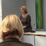 Fraktionsvorsitzende Kerstin Andreae