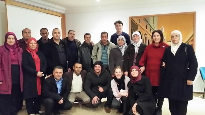 Mitarbeitende Emmi Tunesien