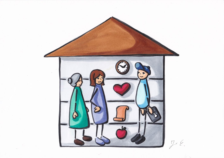 Das Mehrgenerationenhaus