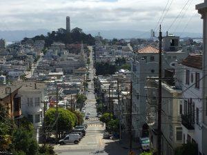 Strassen von San Francisco
