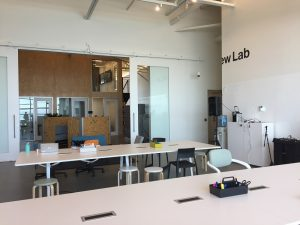 Unser Co-Working-Space im Swissnex Center San Francisco