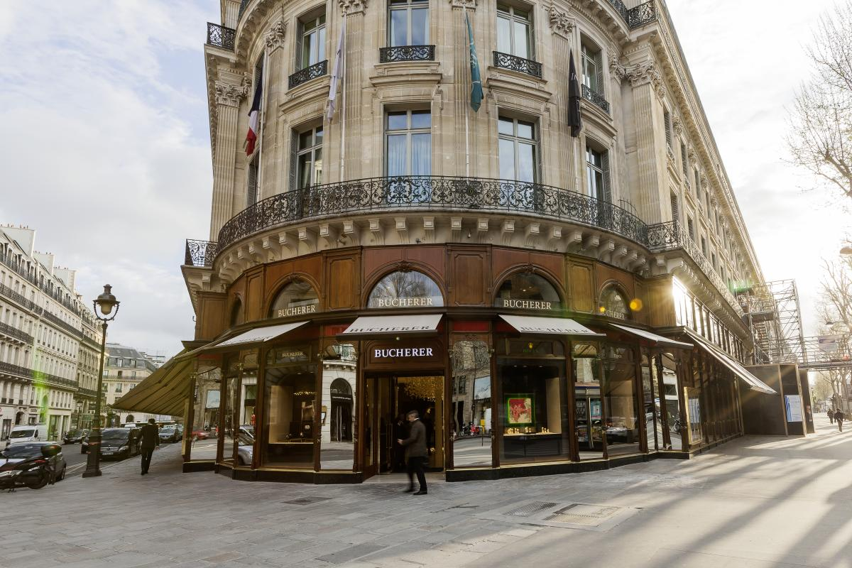 Bucherer Filiale in Paris