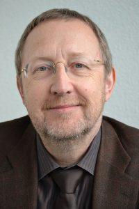 Portraitbild von Klaus Schmeck