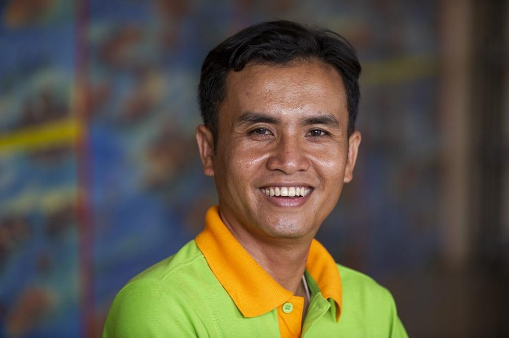Portrait von Sanha Nhor