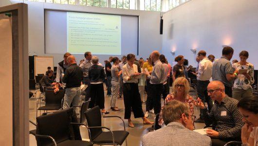 Workshop Zukunft der Weiterbildung im Museum für Gestaltung