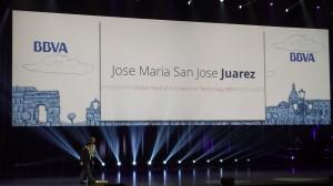 Jose Maria Sam Jose Juarez, Global Head of Innovation, BBVA