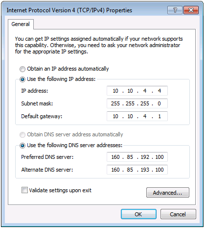 Windows image for OpenStack | Service Engineering (ICCLab