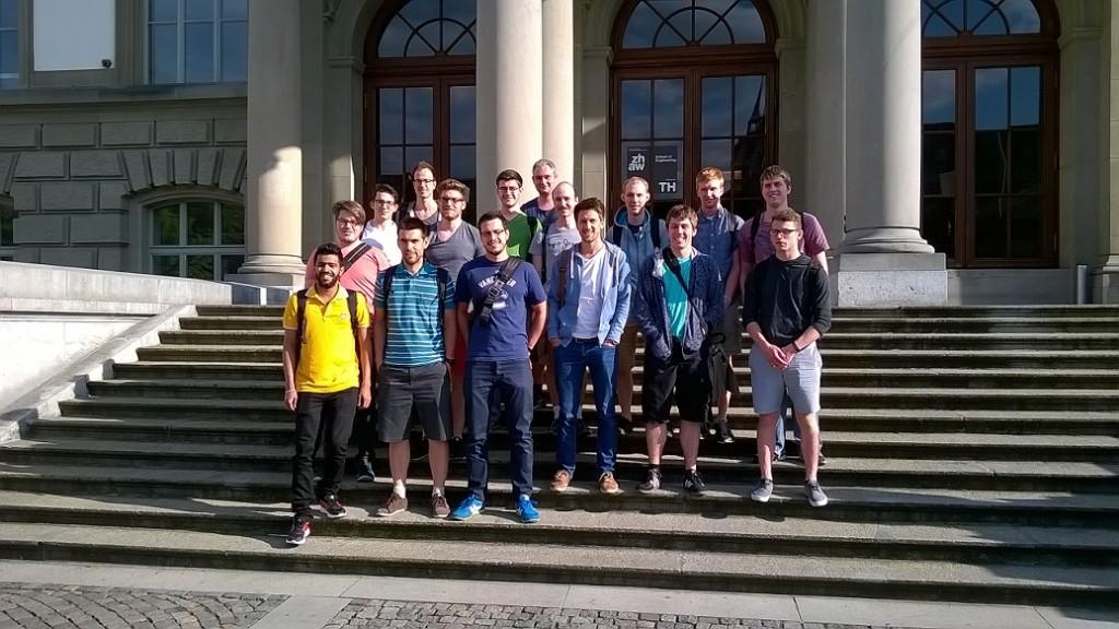 Summerschool_Class2015