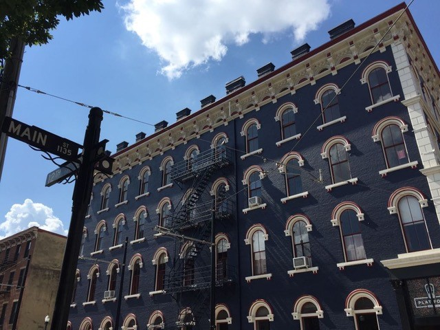 Beautiful buildings in OTR