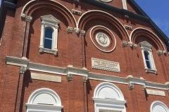 Old church in OTR