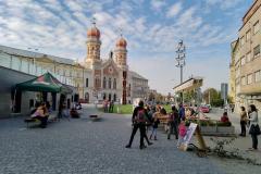 Picturesque day in Pilsen