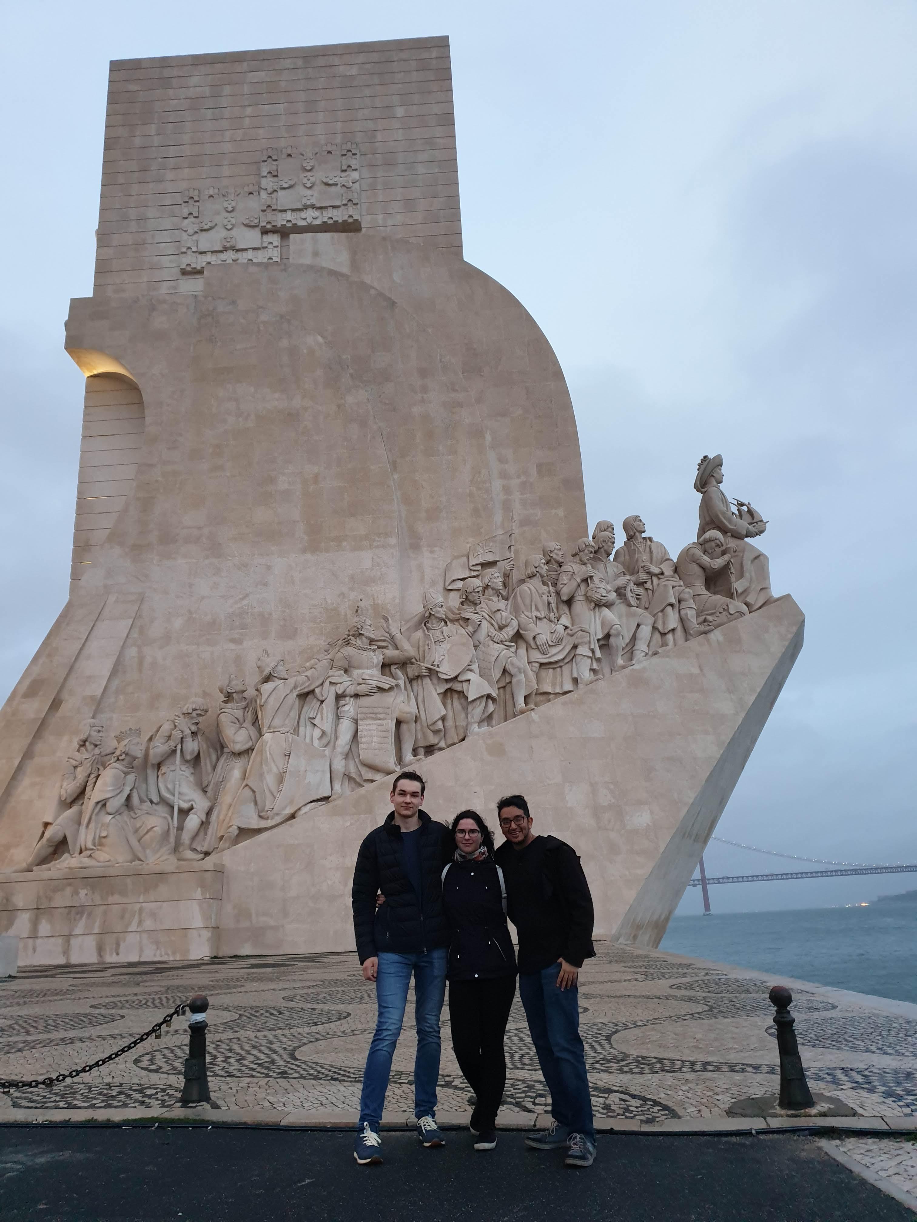 The Padrão dos Descobrimentos in Lisbon