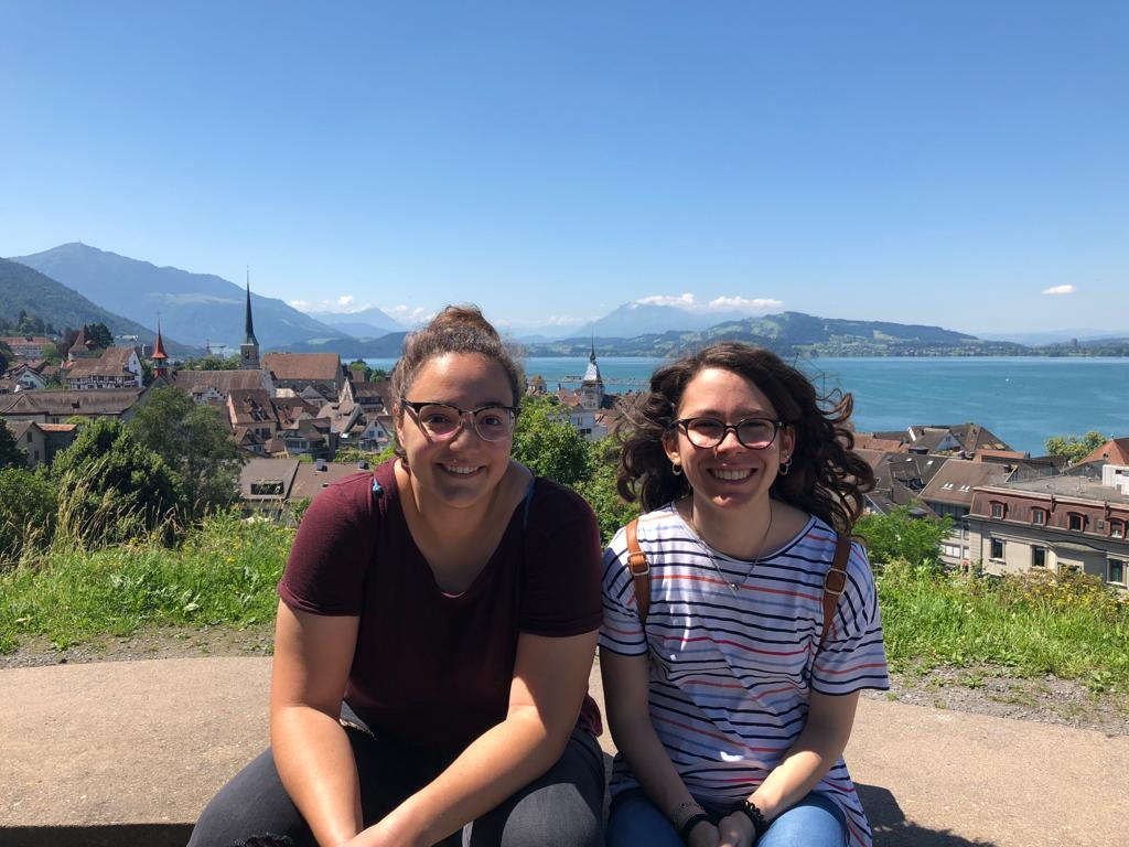 ZHAW Angewandte Linguistik Corona Semester semestre di scambio