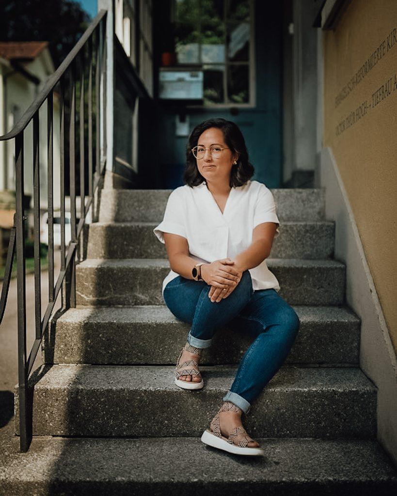 Ana Paredes über Sprache als Kernkompetenz in der Integration