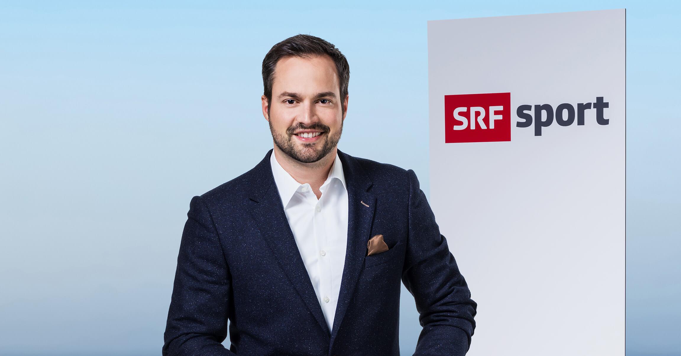 Stephan Liniger Traumberuf Sportjournalist beim SRF