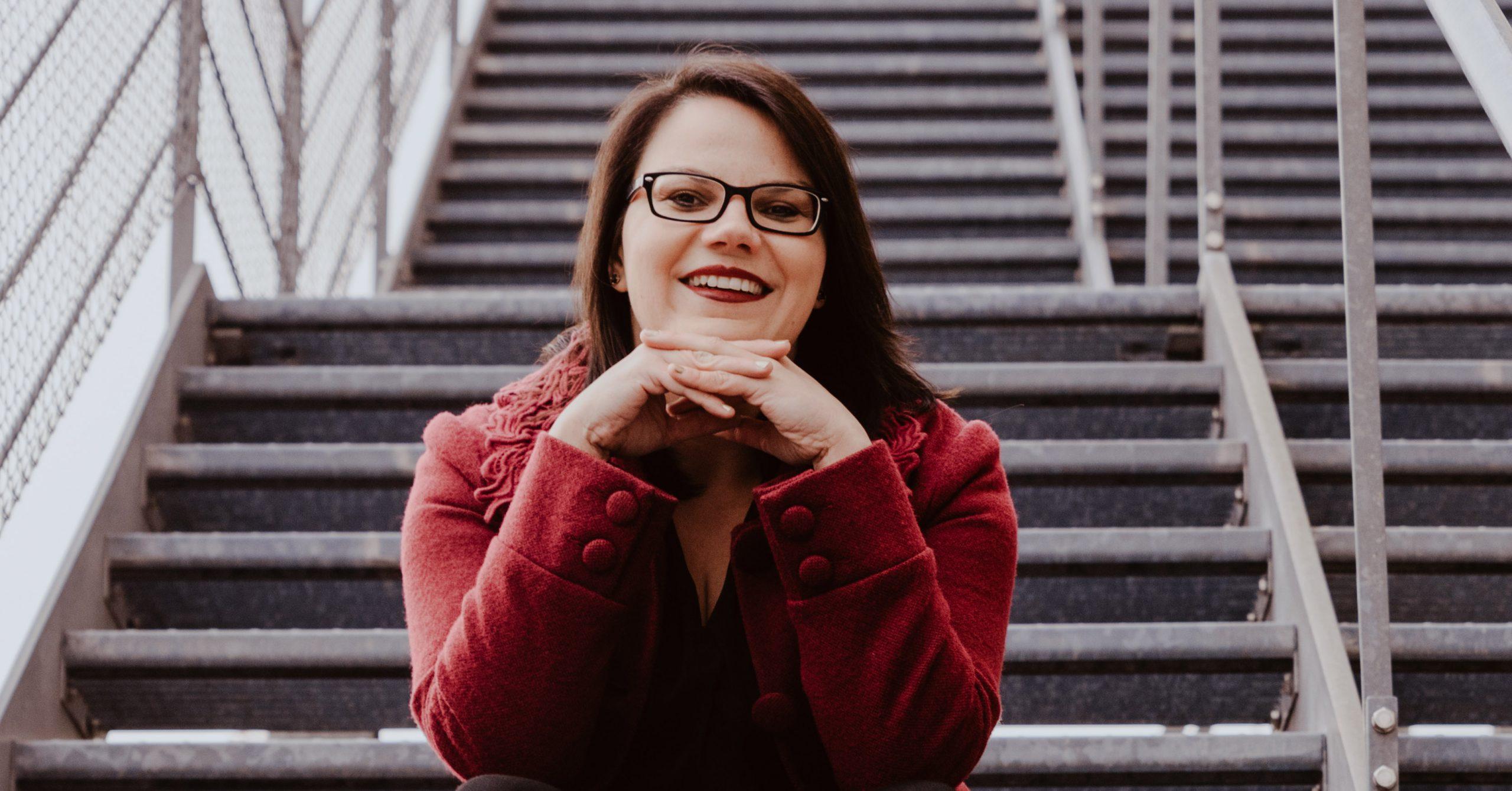 Christine Bachmann ist Absolventin des Bachelor Kommunikation und heute als Journalistin bei HR Today tätig