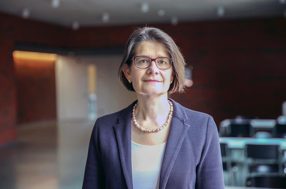 Nicole Rosenberger-Professorin Organisationskommunikation und Management-ZHAW-IAM