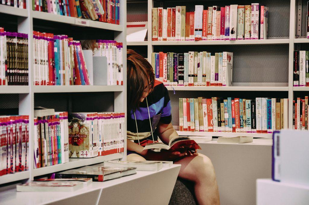 """Jugendliche in """"Lebendigen Bibliotheken"""""""