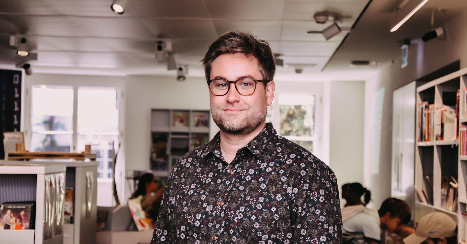 Simon Zimmermann ist Sozialpädagoge undAbsolvent des CAS Kommunizieren und handeln im interkulturellen Kontext