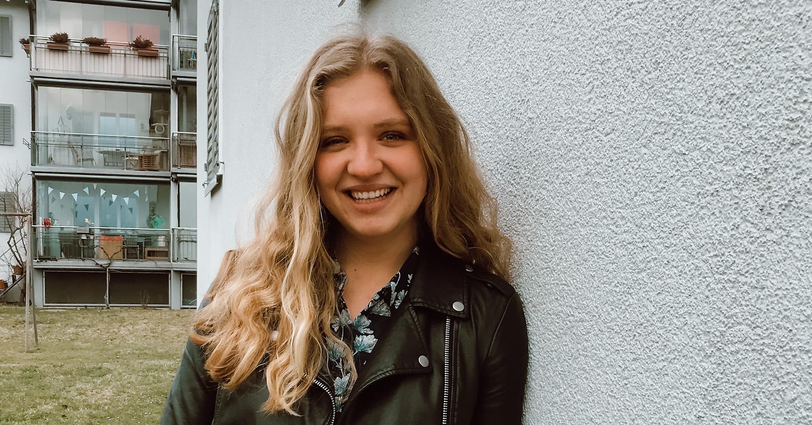 Nora Züst ist Studentin Bachelorstudiengang Kommunikation am IAM der ZHAW