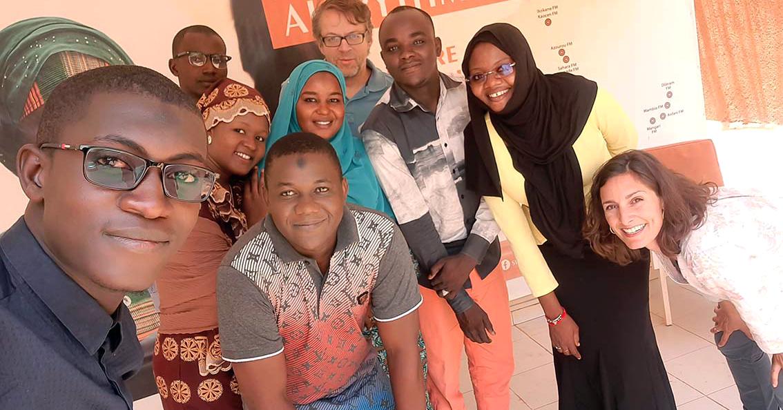 Ein Forschungsprojekt zur Wirkung von Radioprogrammen in Niger