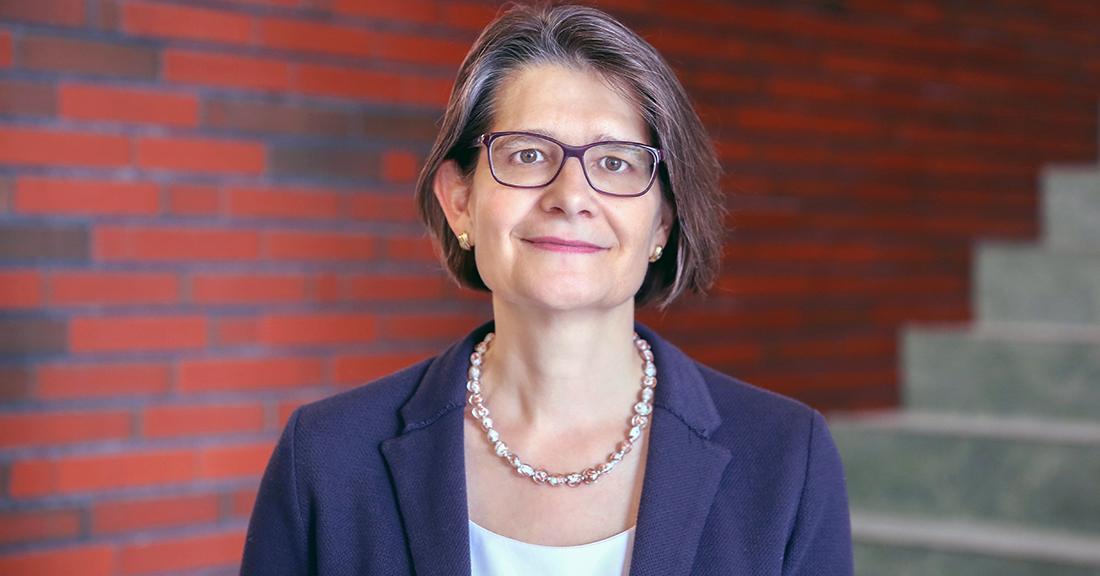 Nicole Rosenberger, Professorin für Organisationskommunikation und Management