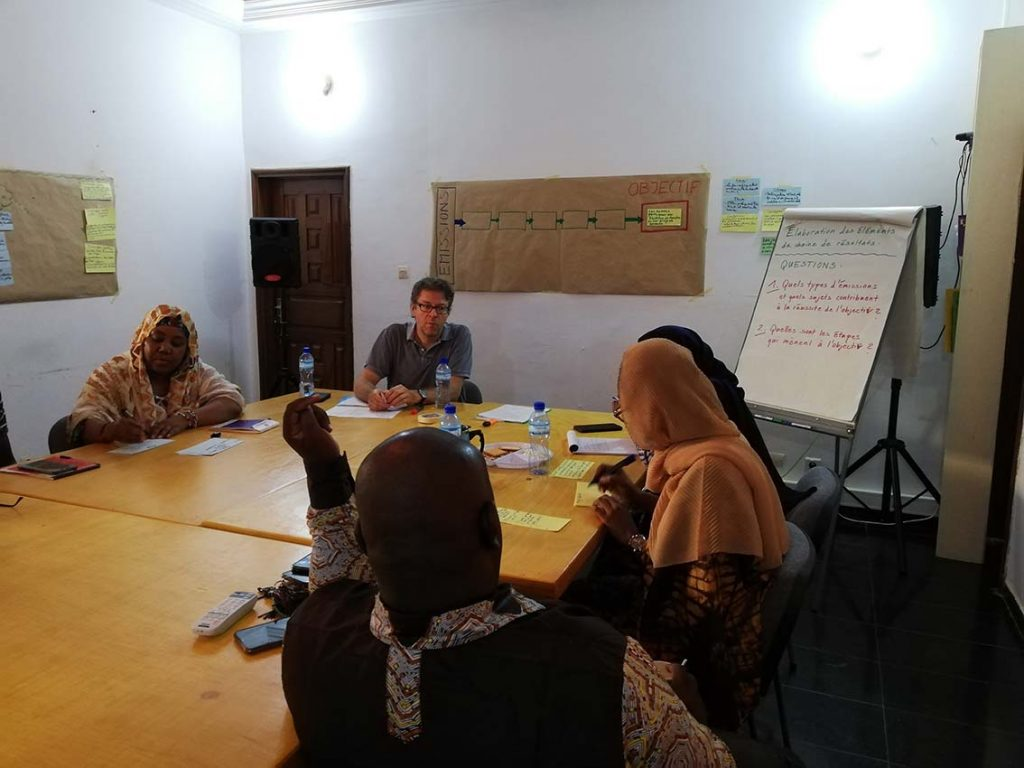 Ein Einblick in den Workshop des Forschungsprojekts zur Optimierung von Radioprogrammen in Nier.
