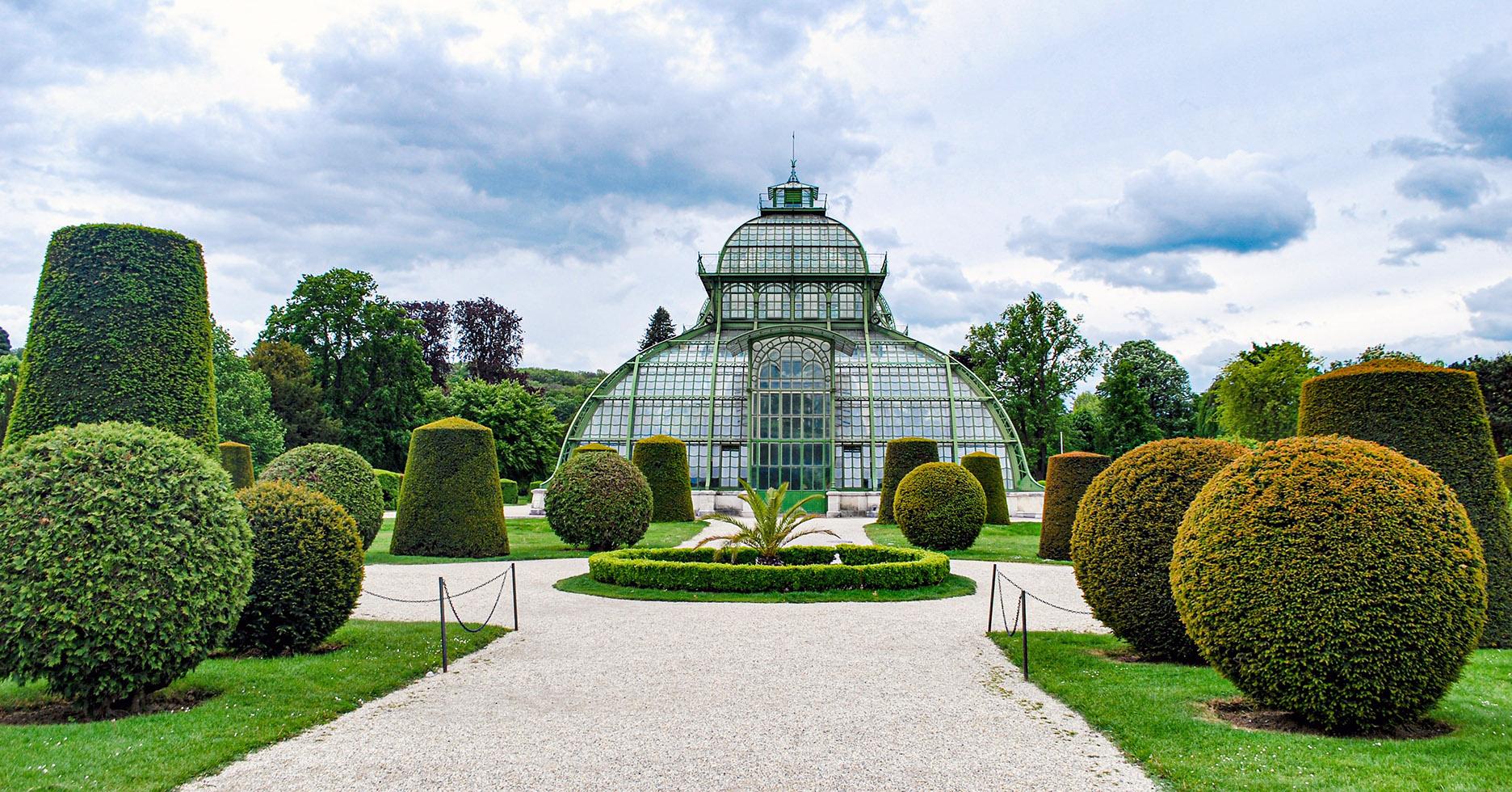 Schloss Schönbrunnen Wien