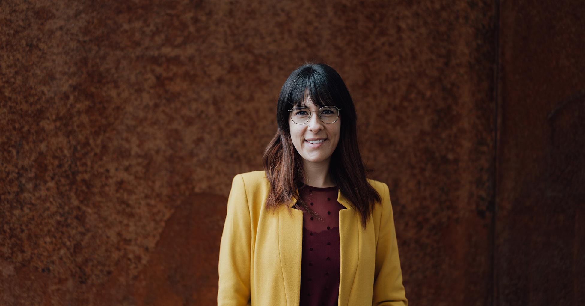 Vanessa Curaba Absolventin Bachelor Angewandte Sprachen