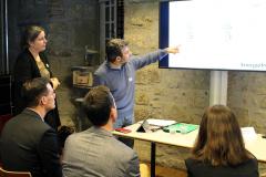 2  Mehrsprachige Schweiz: Angelo Ciampi zeigt die regionalen Unterschiede in den Energiediskursen