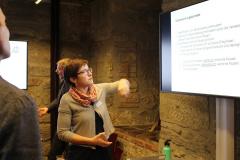 4  Julia Krasselt beantwortet Fragen zum Untersuchungskontext von Energie-Schlagworten