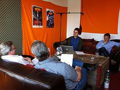 Gäste des Gast Somexcloud-Talks auf pokertFM