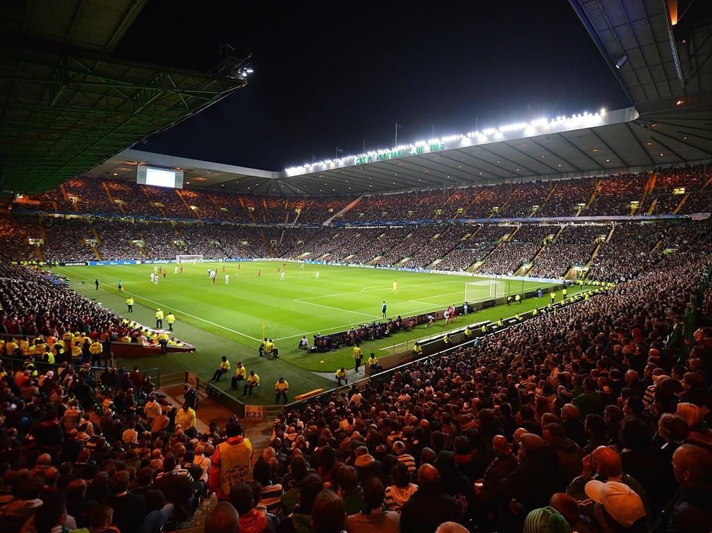 """""""Ein ausverkauftes Stadion wie hier der Celtic-Park in Glasgow ist für viele Schweizer Sportvereine ein Traum. Doch das muss nicht so bleiben…"""""""