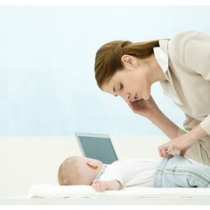 Mutter - Karriere - Kind