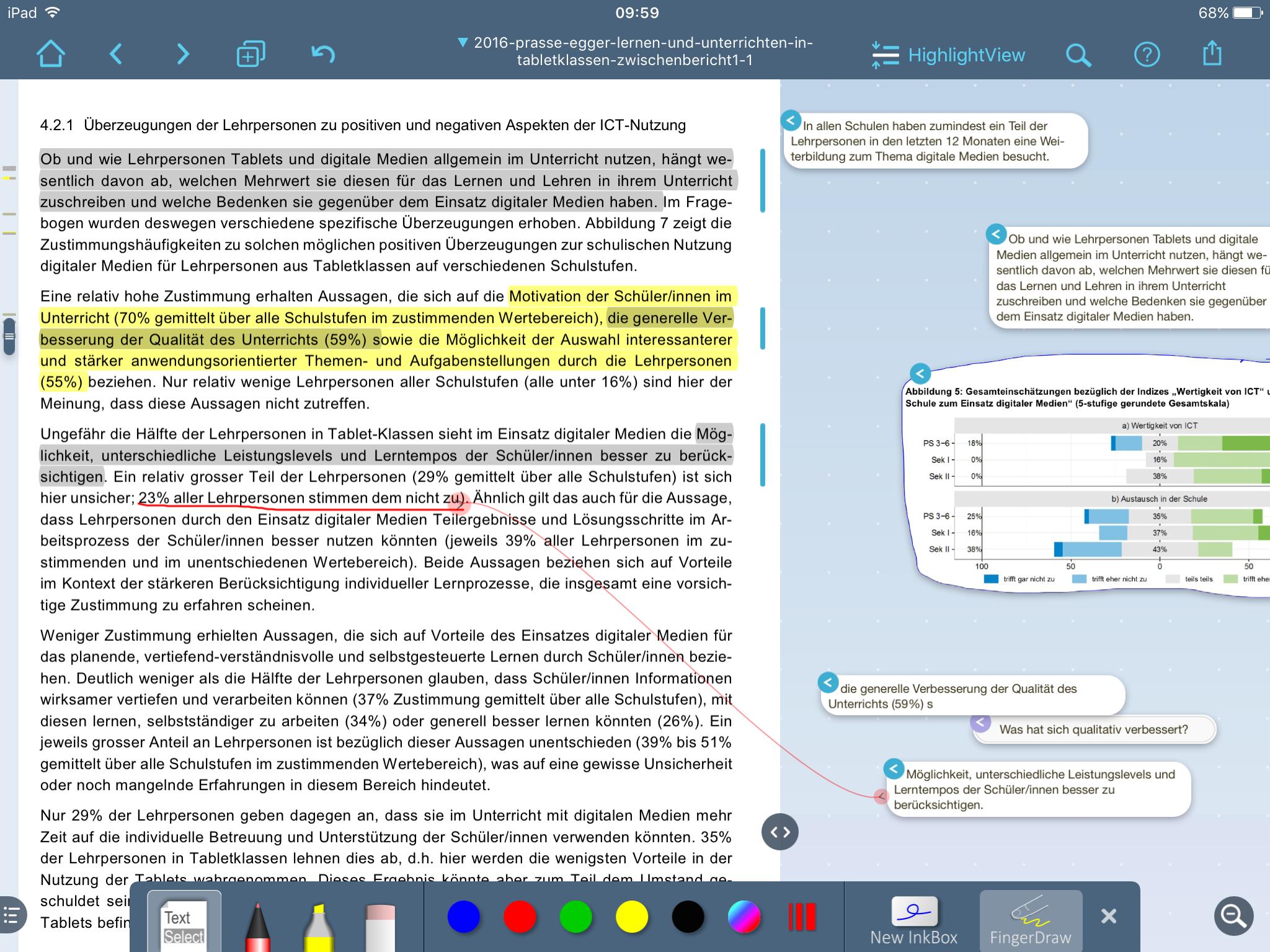iPad | Projektblog papierloses Studium