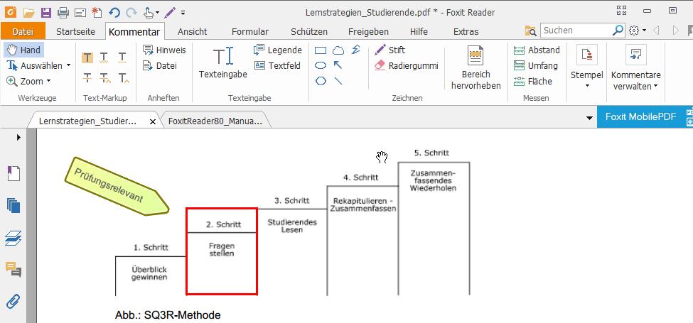 Windows | Projektblog papierloses Studium
