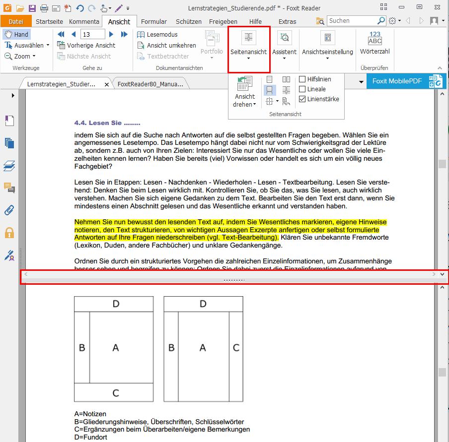 20fe82099f Handschriftliche Notizen | Projektblog papierloses Studium