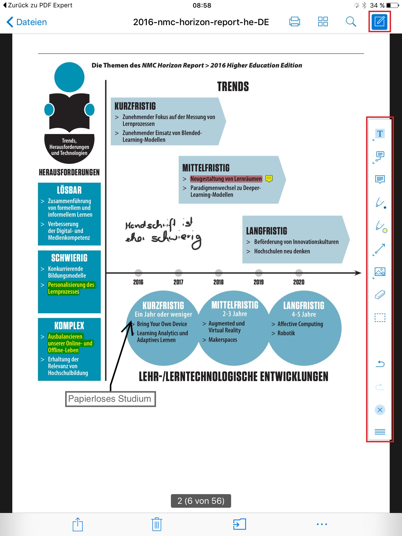 OneDrive PDF Editor