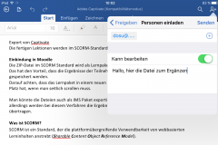 OneDrive Freitage in Word