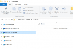 OneDrive im Windows Explorer