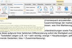 Windows Projektblog Papierloses Studium