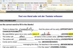 PDF XChange Editor Annotationen