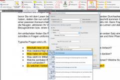 PDF XChange Editor Anmerkungen exportieren