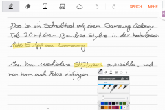 Note S Annotationen