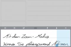 Zoom-Modus