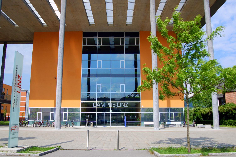 Campus der Fachhochschule Linz